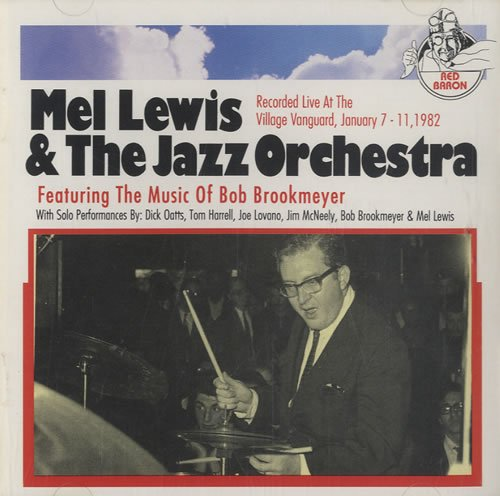 1982  Mel Lewis And The Jazz Orchestra ‎Bob Brookmeyer Live At The Village Vanguard.jpg