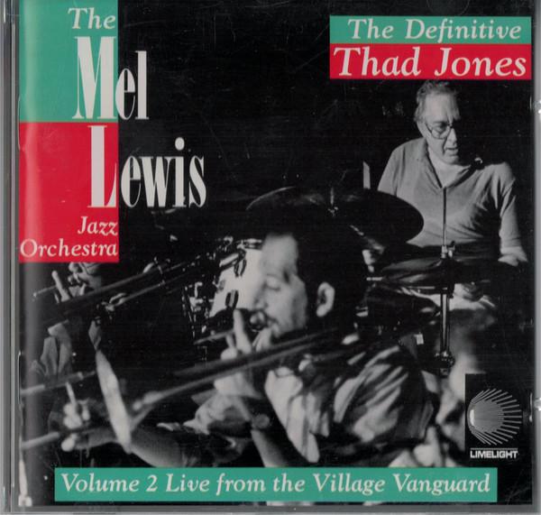 1990 Mel Lewis Jazz Orchestra Live At The Village Vanguard Volume 2.jpg