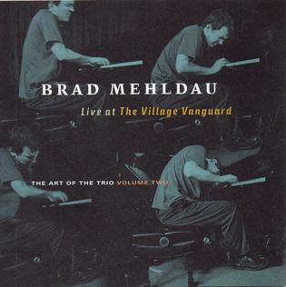 1998 Brad Mehldau The_Art_of_the_Trio_Volume_Two.jpg