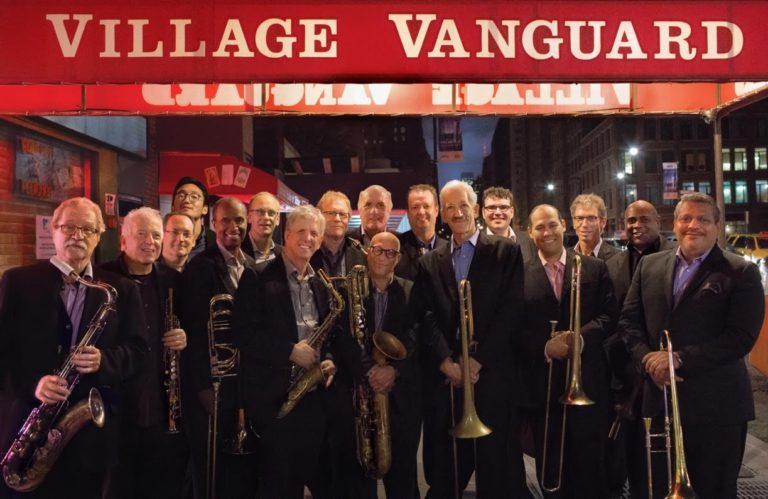 1966-2016: 50th Anniversary - In 2016 the Vanguard Jazz Orchestra celebrated the 50 year anniversary of their Monday night residency at the Vanguard.  It was commemorated in a beautiful hard cover book and recognized by the PBS News Hour in a segment viewable here.