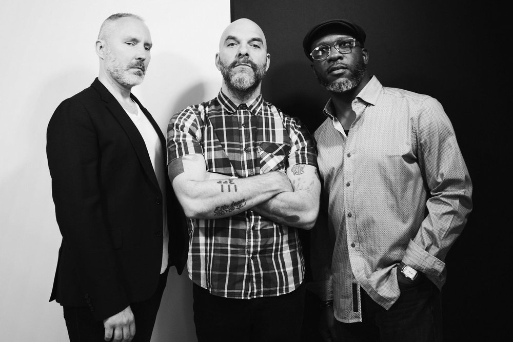 The Bad Plus Press Photo