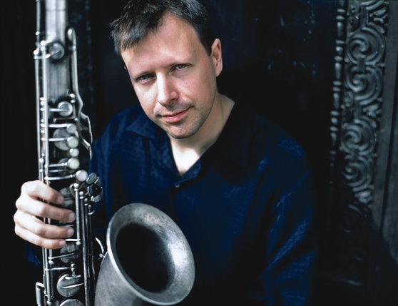 Chris Potter Press Photo