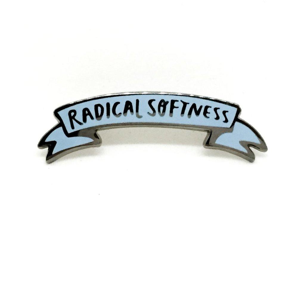 Radical Softness (pin)