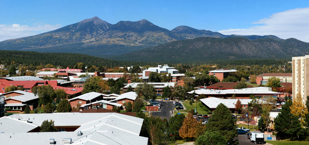 The 2015 edition was hosted by Northern Arizona University in Flagstaff, USA.    Image by  Northern Arizona U niversity
