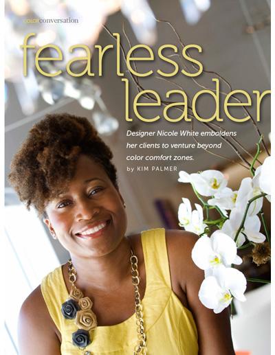 Sherwin Williams  - Fearless Leader