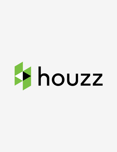 Houzz  - A Made-Over Living Room Preens Like a Peacock