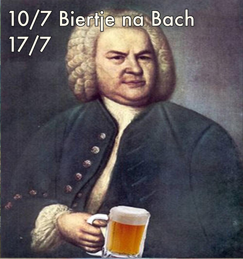 ZO 10 / 17 JULI - LAURENSTOREN - 12u  Stadsbeiaardiers Geert & Richard spelen Bach op het historische carillon van de Laurenskerk.