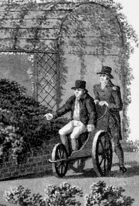 detail-fragments on the theory and practice of landscape gardening, repton, 1818.