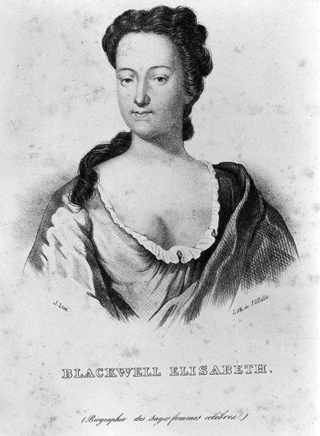 Elizabeth Blackwell, Wellcome Foundation