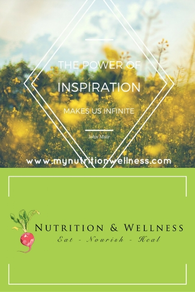 Healthy affirmation The Power of Inspiration Makes Us Infiniate