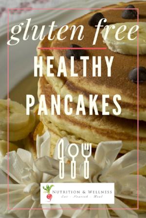 Flourless gluten free pancakes delicious recipe that tastes like it should