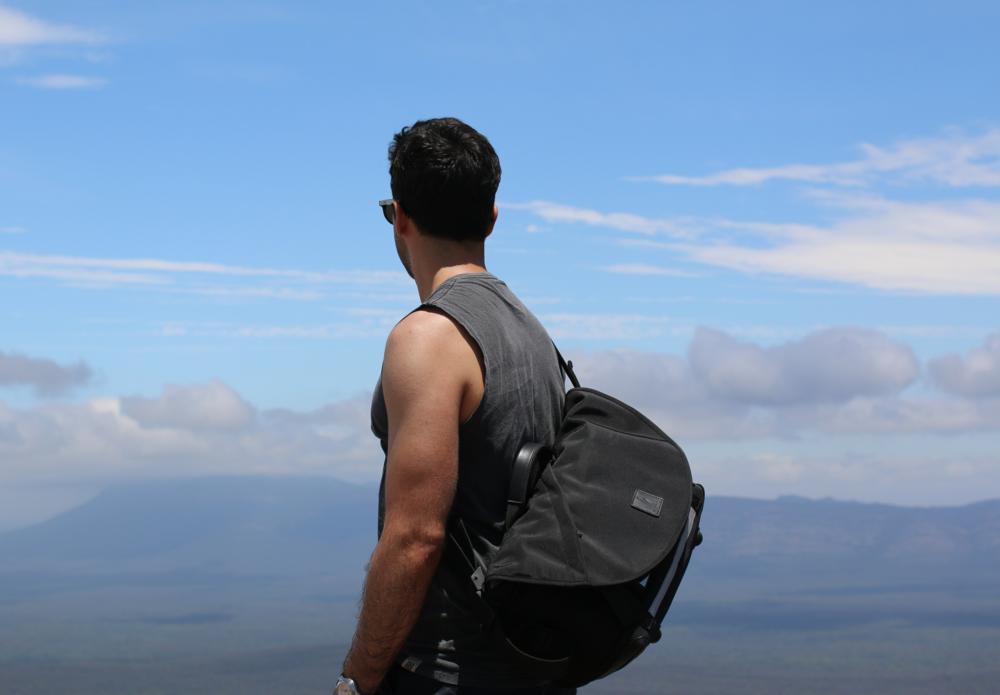 ALPAKA 7ven as a weekend travel bag
