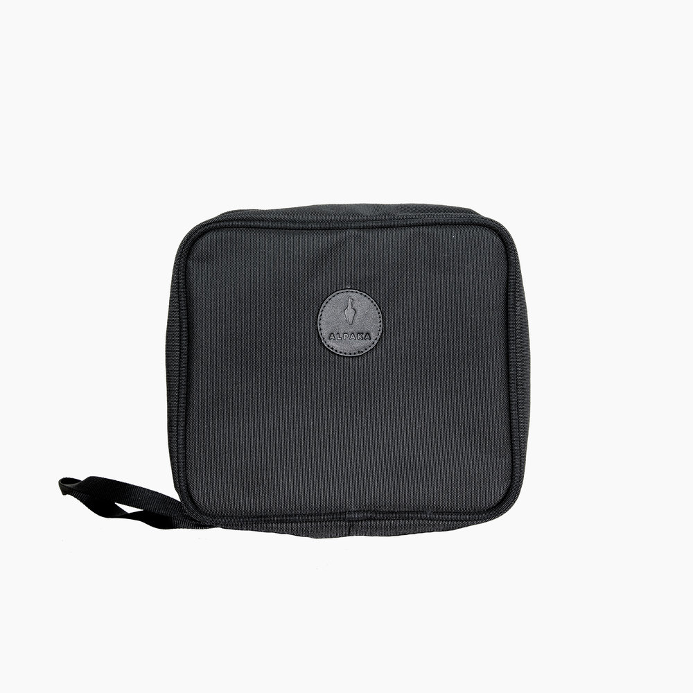 Tech Dopp Kit - The Tech Dopp Kit is designed to keep all your personal digital gear organised. It features specially designed compartments for all your digital gear.