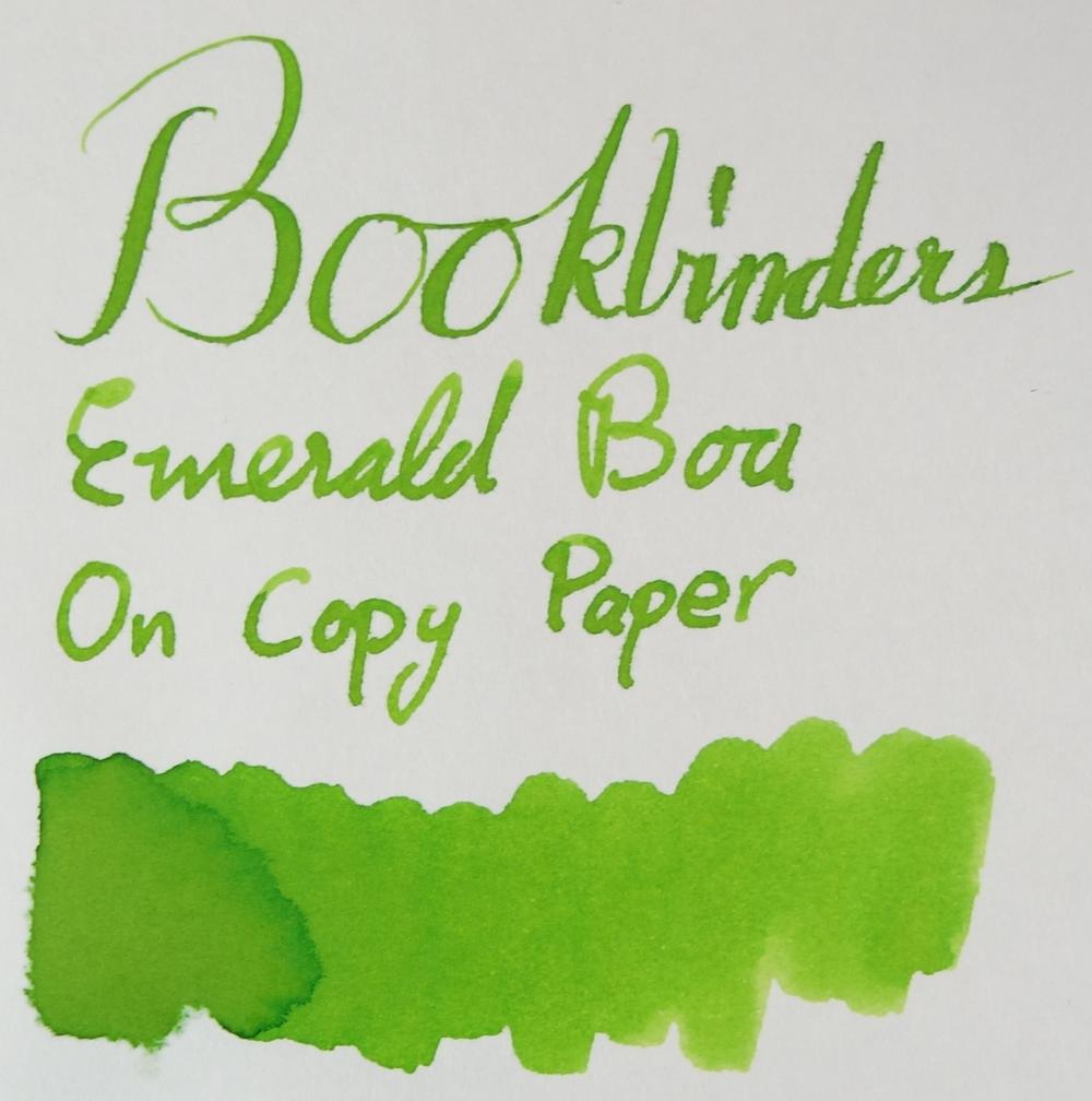 Emerald Boa Copypaper