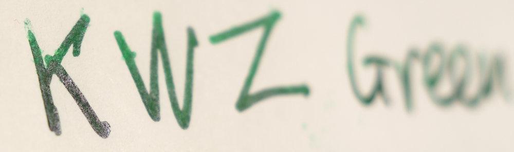 KWZ Green #3