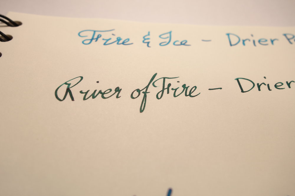 River of Fire Drier Pen