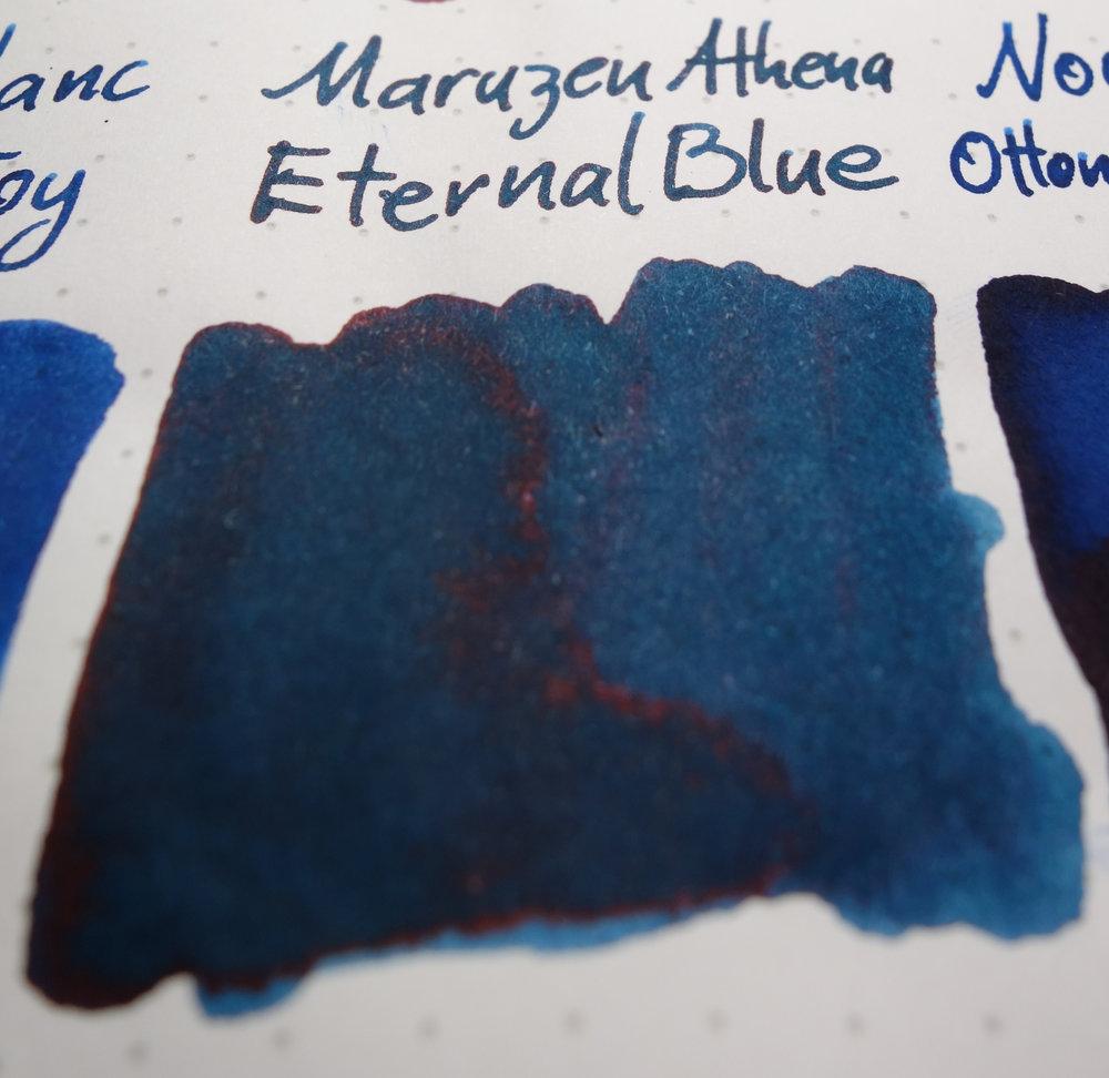 Maruzen Athena Eternal Blue Rhodia.jpg