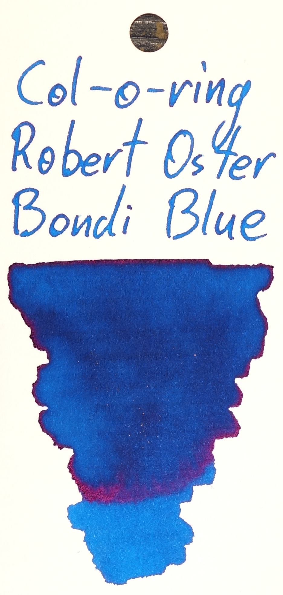 Robert Oster Bondi Blue Col-o-ring.JPG