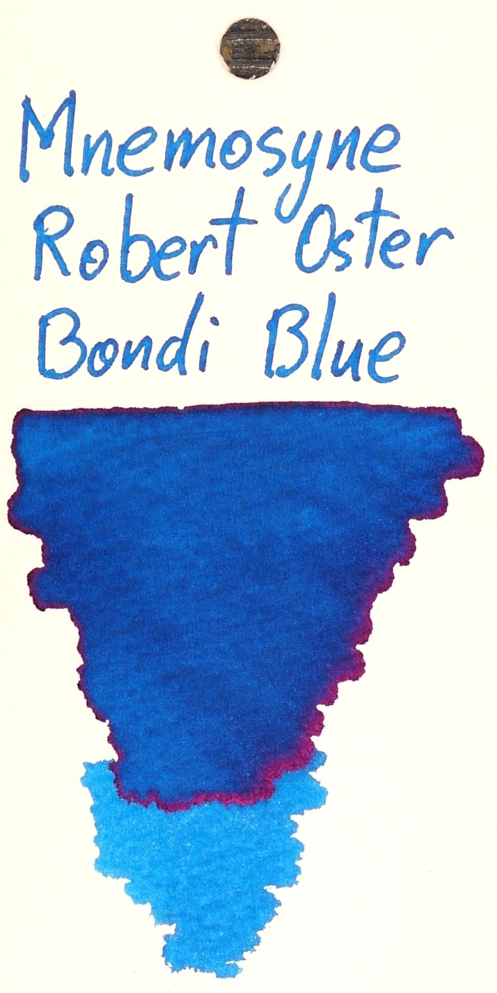 Robert Oster Bondi Blue Mnemosyne.JPG