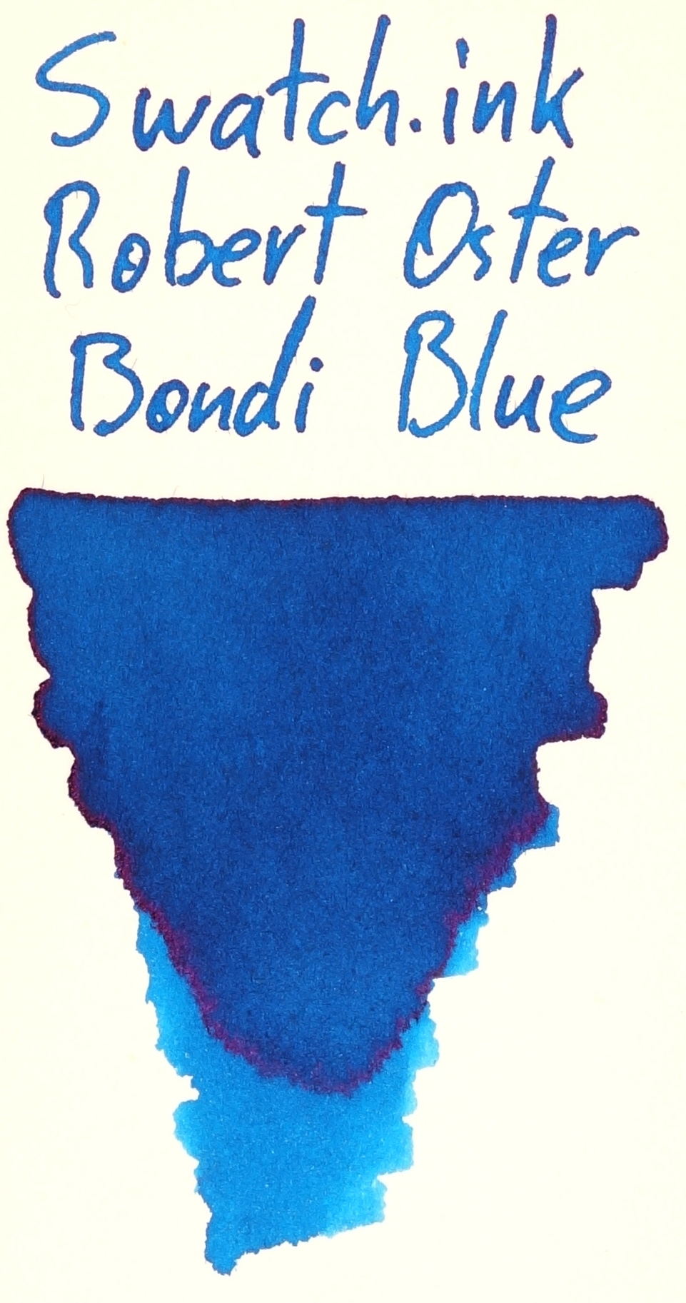 Robert Oster Bondi Blue Swatch.ink.JPG