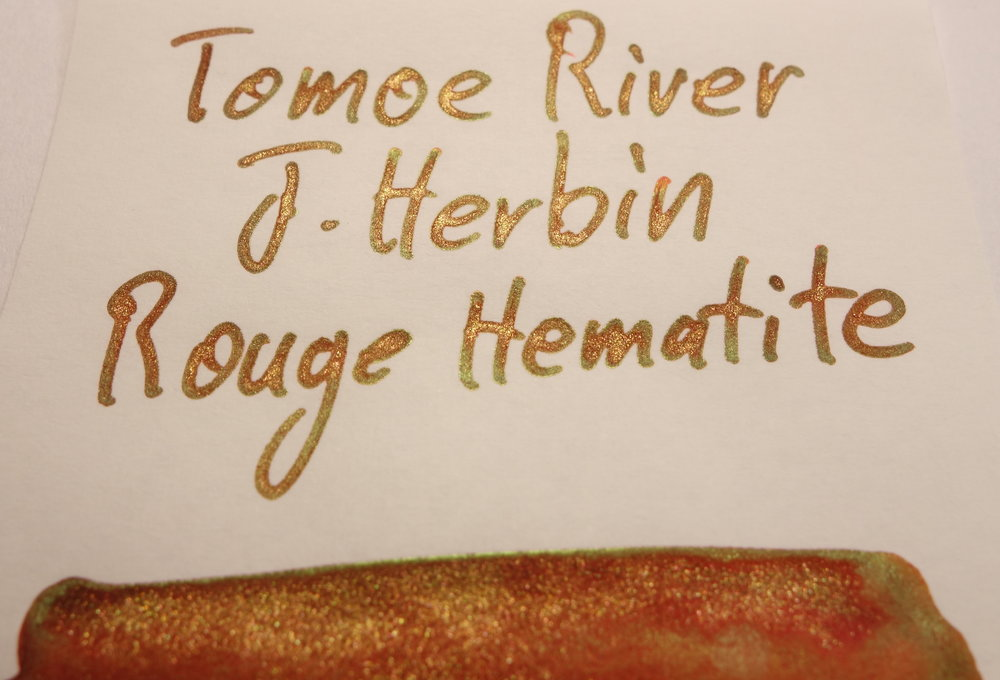J. Herbin Rouge Hematite Sheen Tomoe River.JPG
