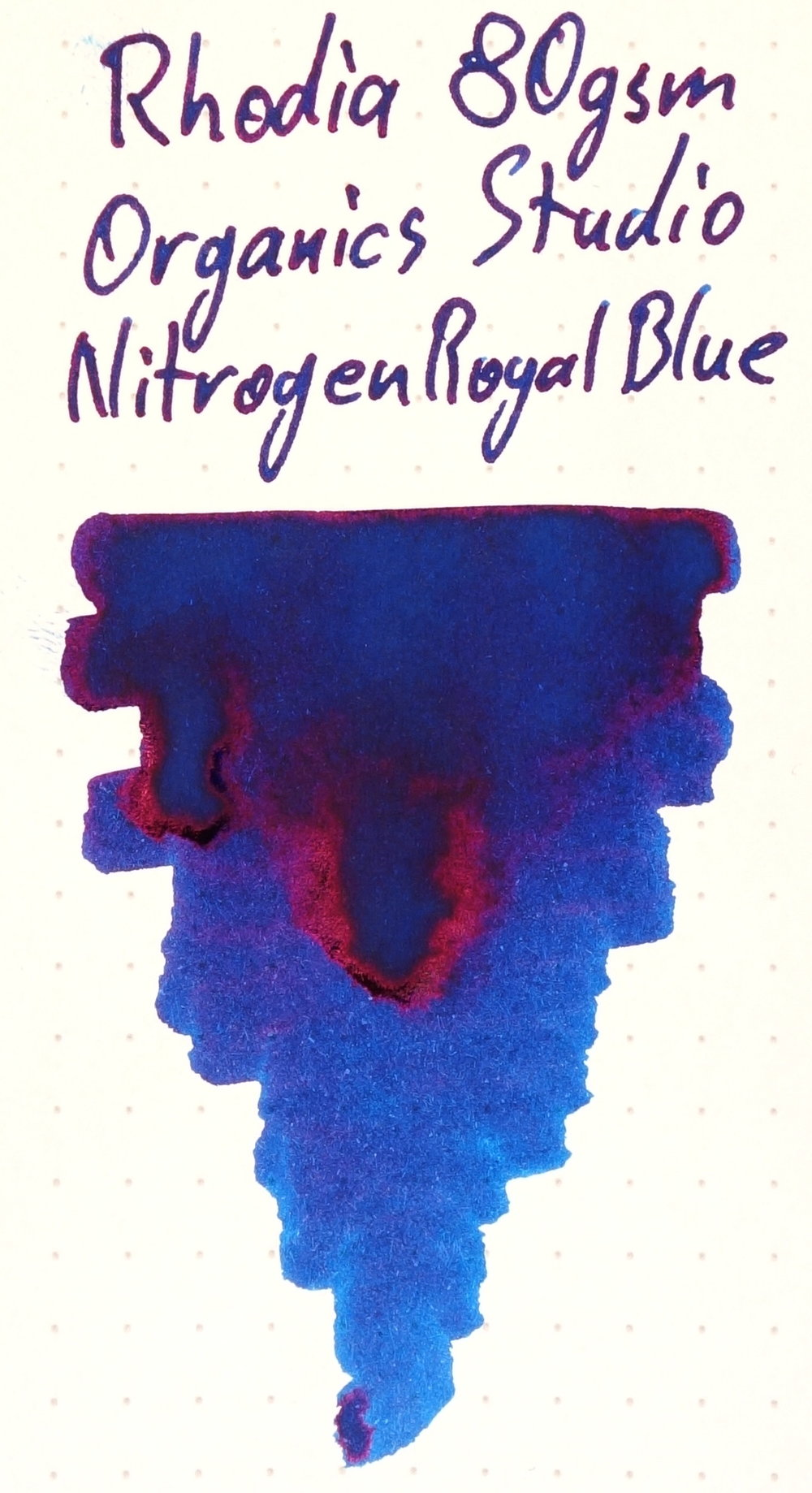 Organics Studio Nitrogen Royal Blue Rhodia.JPG