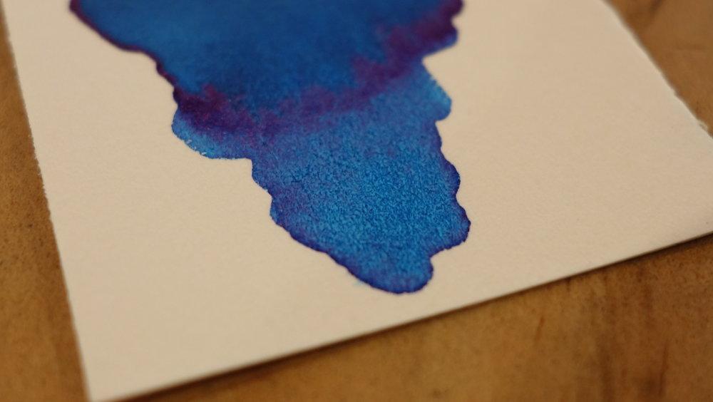 Splotchy Bondi Blue