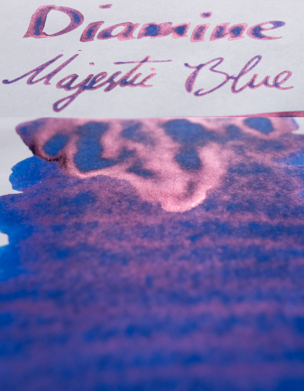 Diamine Majestic Blue Sheen Card.jpg