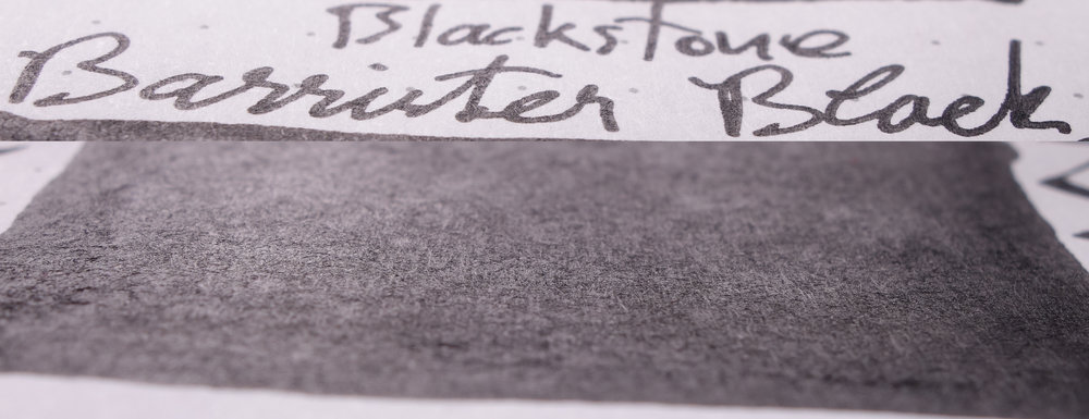 Blackstone Barrister Black (Rhodia)