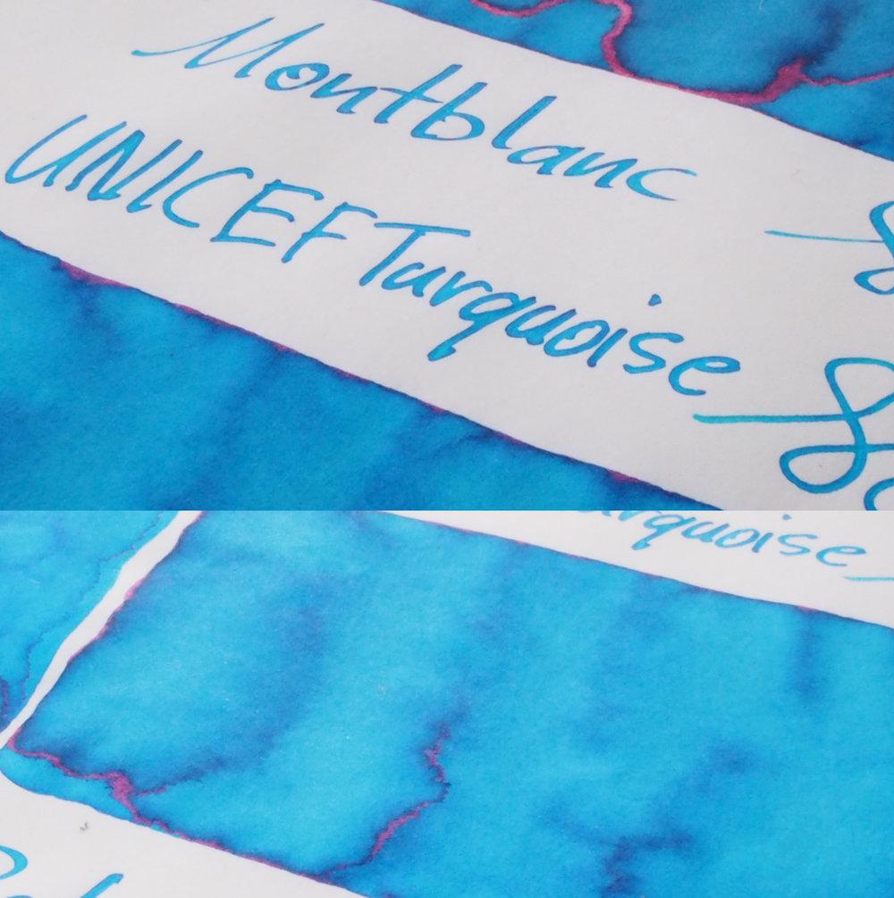 Sheen Montblanc UNICEF Turquoise