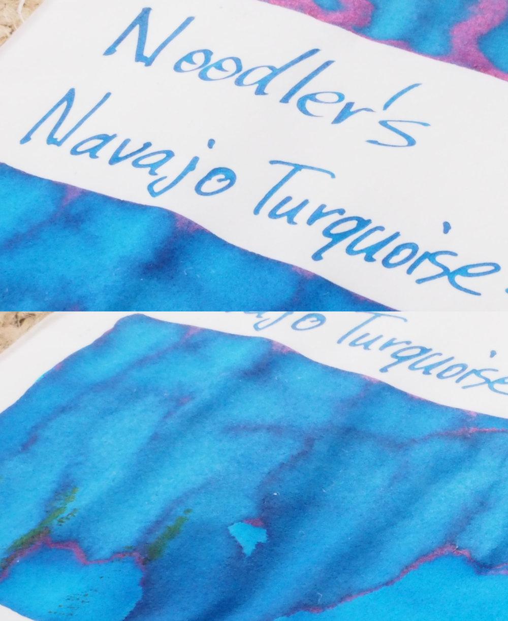 Sheen Noodler's Navajo Turquoise