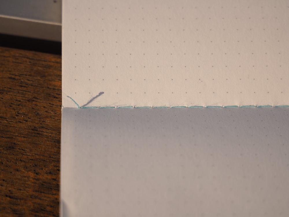 Inside Stitching