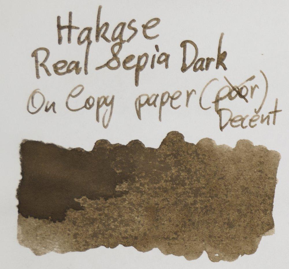 Copy Paper (Decent)