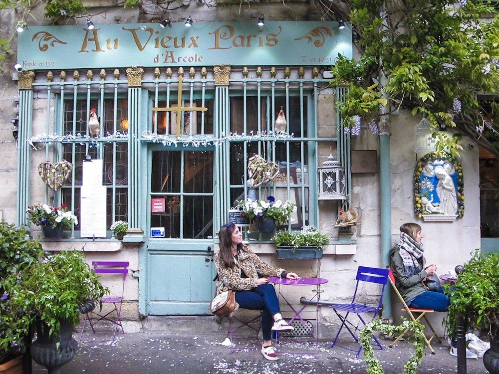 A Vieux Paris D'arcole