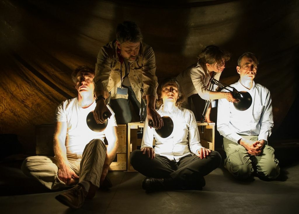 War Correspondents @ Birmingham Rep 2014