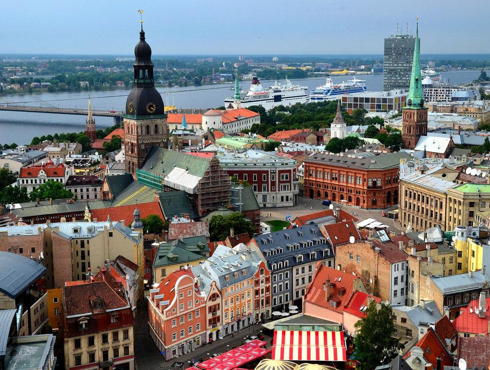 Latvia Riga centre.jpg