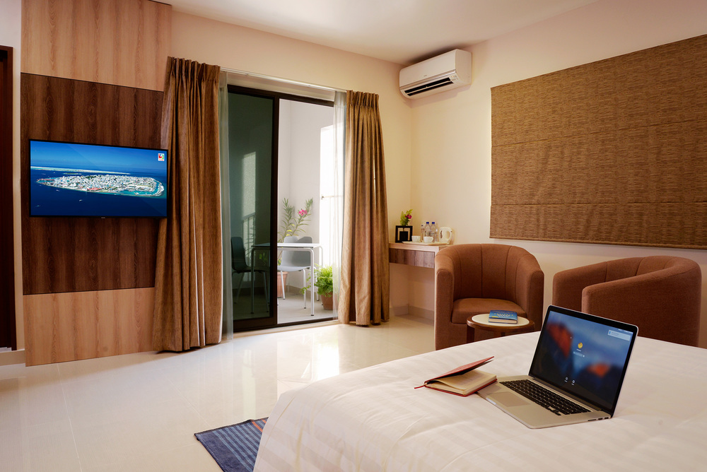 Executive Rooms at Champa Central Hotel