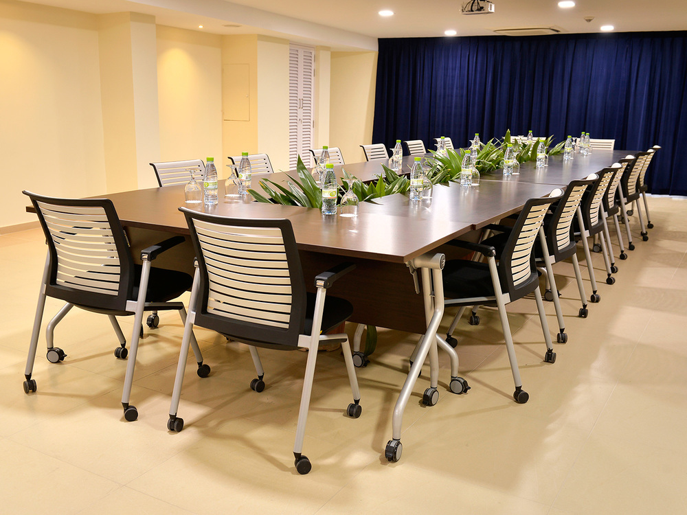 2nd Floor, Meeting Room - Boardroom Style - Seating Capacity 36 Guests