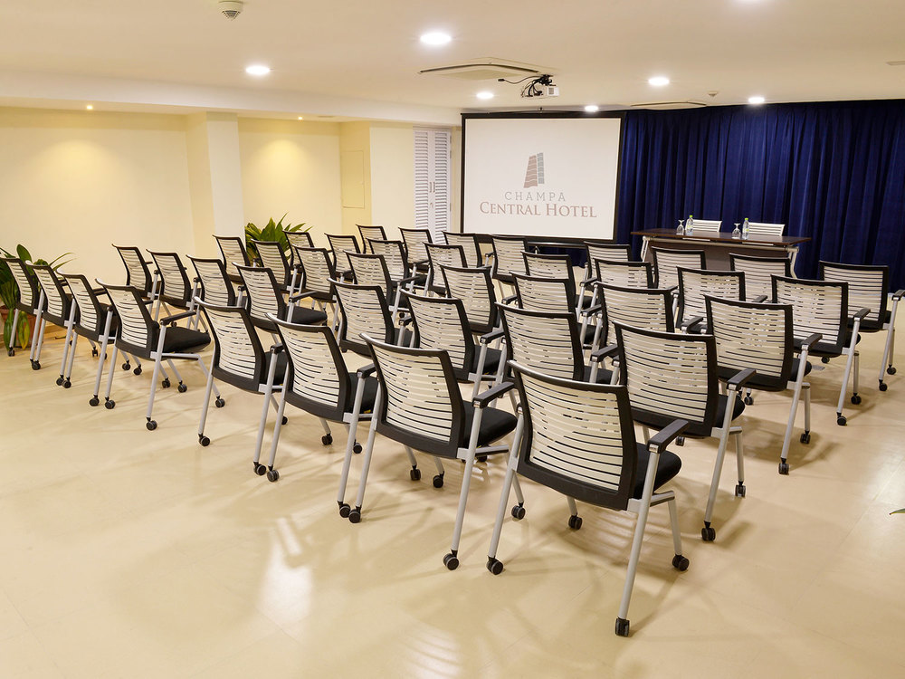 2st Floor, Meeting Room - Theatre Style - Seating Capacity 60 Guests