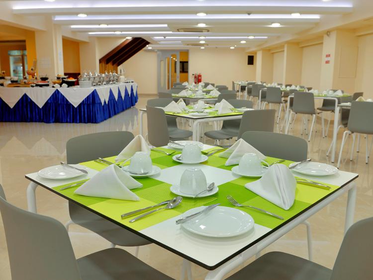 The 1st Floor, Farivalhu Restaurant