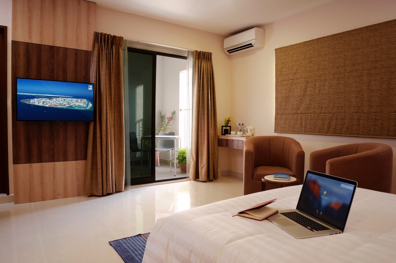 Champa Central Hotel Executive Rooms