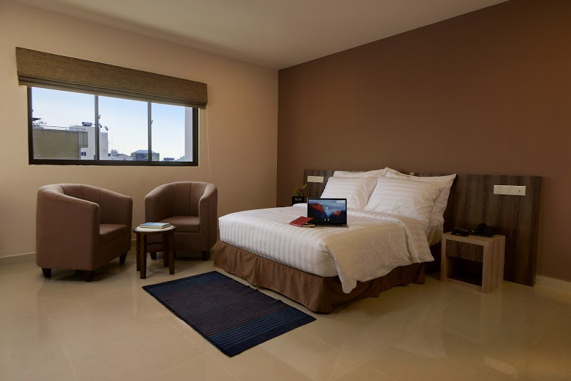 Champa Central Hotel Deluxe Rooms