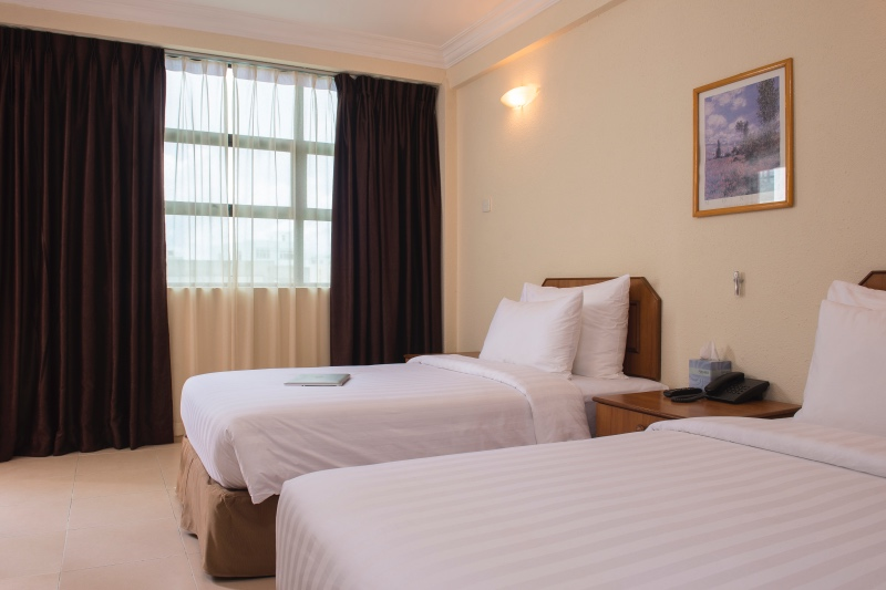 Champa Central Hotel Superior Rooms