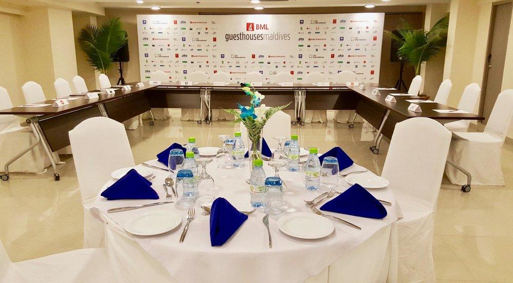 Corporate Events Maldives