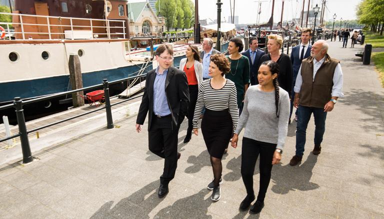Stichting Nieuw Thuis Rotterdam | foto: Dennis Wisse