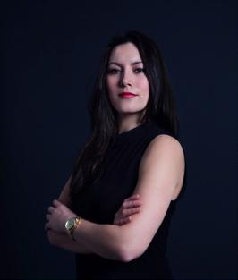 Sharon van Leeuwen, Account & Officemanager bij GoldRepublic