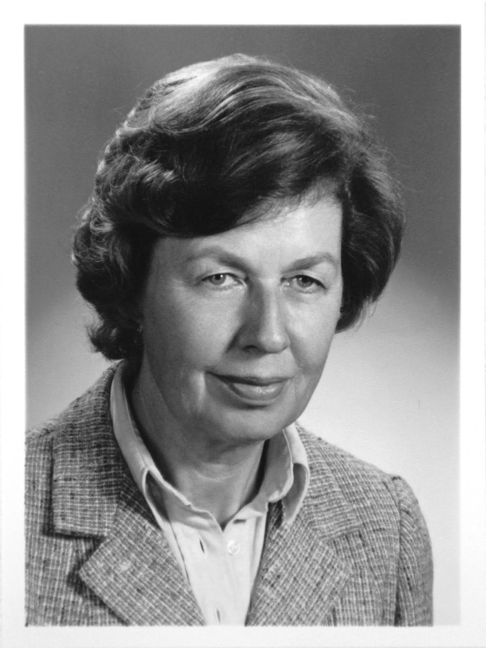 Dr Myriam de Senarclens – Portrait