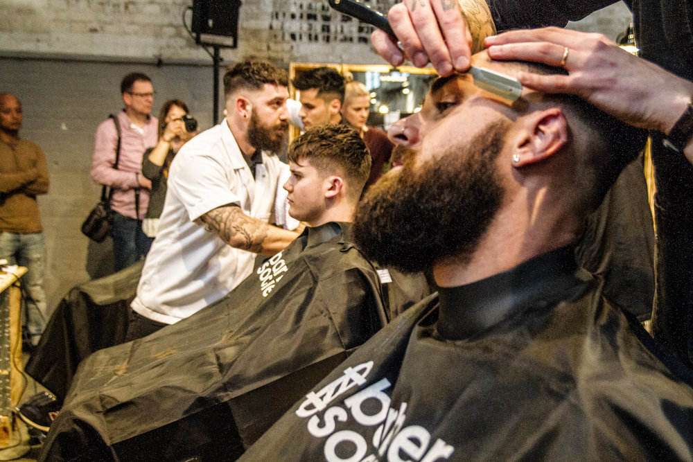 Join the BarberSociety Battle and win great money and product prizes (and the honor of course!). -