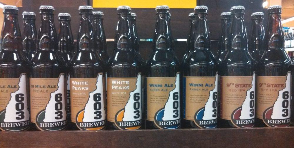 603 Core Beers