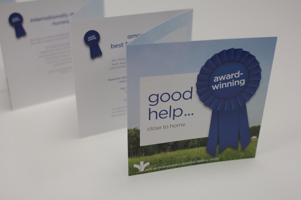 Memorial Regional Brochure